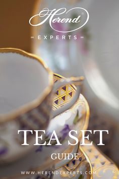 How to compose a Herend tea or coffee set? In this article we give you an introduction to the Herend sets. China Tea Sets, Coffee Set, Fine China, Afternoon Tea, Tea Time, Table Settings, Porcelain, Meal, Hand Painted
