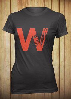 Chicago Blackhawks W Women's Shirt Cool Hockey Sports Shirt