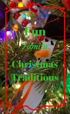 Some of DustinNikki Mommy of Three Family's Christmas Traditions. Ornaments, crafting, candy making, family, volunteering, and more! « DustinNikki Mommy of Three
