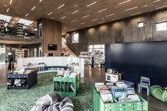 Danish Libraries - STØVRING BIBLIOTEK OG UNGDOMSHUS | Nørkær Poulsen Arkitekter MAA ApS – Aalborg