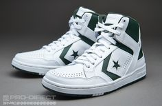 Genuine Converse Cons Weapon Trainer Mens ( White/Green ) UK Online Sale