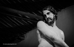 Jesús atado by Jairo Angarita Navarro, via Flickr
