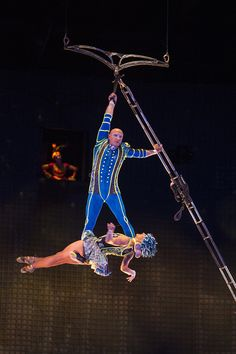 This Week in Disney Parks Photos: An Act of Love from Cirque du Soleil's La Nouba | Disney Parks Blog