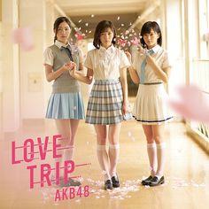 CDJapan : Love Trip / Shiawase wo Wakenasai [Type B / CD+DVD / Regular Edition] AKB48 CD Maxi