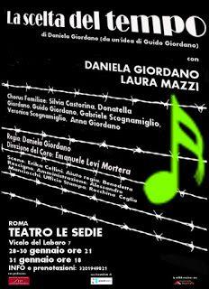 TG Musical e Teatro in Italia: La scelta del Tempo - scritto e diretto da Daniela...