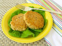 Salmon Patties - the perfect fish cake! (from a Southern kitchen)