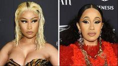 Cardi B vs Nicki Minaj Feud BACK ON After Both Artists SHADE One Another!
