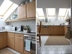 A Bright and Breezy Berlin Kitchen