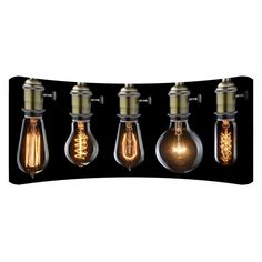 Next Innovations Electric HD Curve Wall Art - 101229001-ELECTRIC48X19