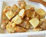 Crockpot Italian Potatoes- Easy