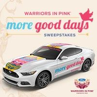 Check Out The Warriors In Pink Sweepstakes @InfiniteSweeps.com