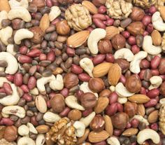 Eating regular variety of nuts associated with lower risk of heart disease