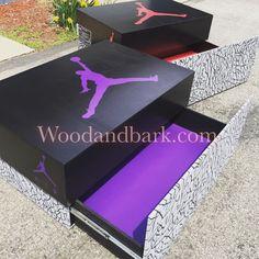 Sneaker Storage Box- Jordan 3
