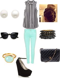 """Daily look"" by fabypazz on Polyvore"