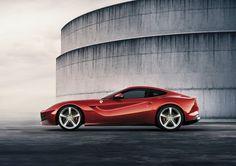 """Ferrari """"F12berlinetta"""". 6.3L V12. 740 Bhp. 690 Nm."""