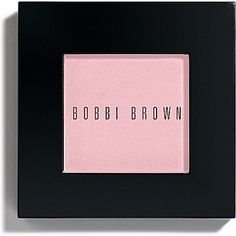 Gives a natural pretty glow. (Blush in Desert Rose, £18, Bobbi Brown)
