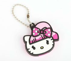 Hello Kitty Key Cap: Yui