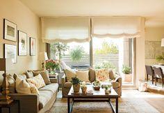 Un piso reformado para abrirlo a la luz · ElMueble.com · Casas