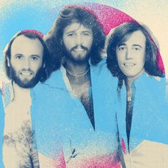 The Bee Gees (RIP Robin...)