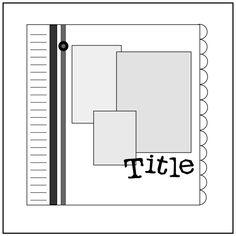 MSCAnniversary30DaySketch-A-Thon-Day12! - Scrapbook.com
