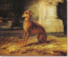 Rosa Bonheur - Italian Greyhound 1866
