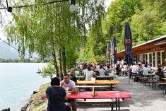 Der Walensee ist ein wunderschöner See im Schweizer Kanton St. Gallen. Hier findest du die besten Badestellen und prima Tipps für Anreise und Grillstellen oder Restaurants am Seeufer für einen tollen Tag am Walensee. Kanton, St Gallen, Strand, Travel, Europe, Children Playground, Small Restaurants, One Day Trip, Swiss Guard