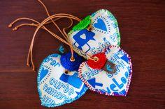 Chaveiros e Cheirinhos para carro da coleção Lovebook R$19,00