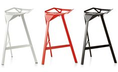 Stool One by Constantine Grcic for Magis