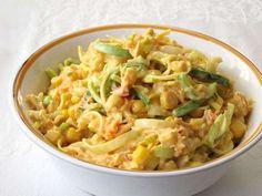 Mango-zeleninový krémový šalát • Recept   svetvomne.sk
