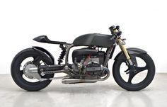 BMW Cafe Racer Saltracer by Skrunkwerks #motorcycles #caferacer #motos | caferacerpasion.com