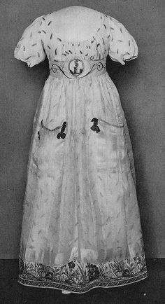 1790's gown