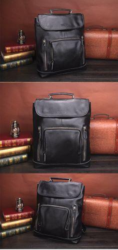 Briefcase For Men, Mens Essentials, Men's Backpack, Pocket Square, Leather Men, Messenger Bag, Cufflinks, Satchel, Backpacks