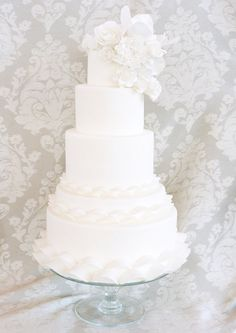 The Best Wedding Cakes of 2015 - Style Me Pretty