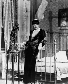 Less often seen image from the amazing film CABARET.