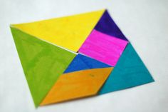 Tangrams For Kids – a Free Printable
