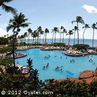 The Pool at the Hyatt Regency Maui Resort And Spa  -  HEAVEN!!!!