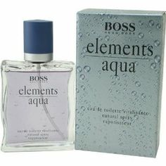 Aqua Elements Edt Spray 3.3 Oz By Hugo Boss by Hugo Boss. $230.00. Product DescriptionAqua Elements By Hugo Boss Edt Spray 3.3 Oz For Men