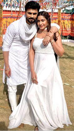 Surbhi Chandna, White Dress, Stars, Tv, Formal Dresses, Fashion, White Dress Outfit, Moda, Formal Gowns