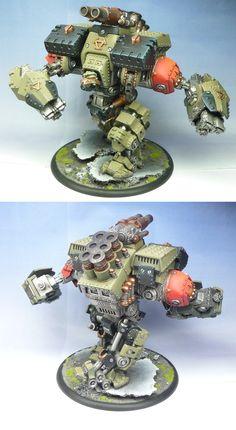 Warmachine Khador Conquest Colossal