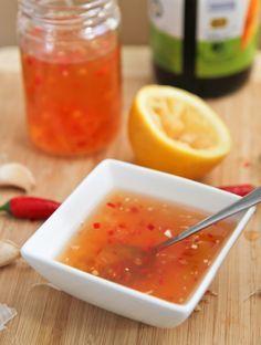 Vietnamese Fish Sauce Dipping Sauce Nuoc Mam Cham