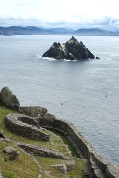 The spectacular pinnacles of Skellig Michael are a UNESCO World Heritage Site and an archeological treasure.