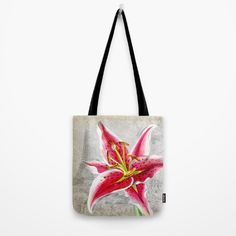 #lily #lilium #sketch #paris #eiffeltower #vintage #pink #flowers #floral #woman #girly #pretty #shabby #spring #summer available in different #homedecor products. Check more at society6.com/julianarw #totebag