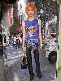 Photo Illustration, Punk, Poses, How To Wear, Youtube, Inspiration, Image, Daigo, Naver