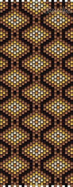 Discover thousands of images about Taschen: new brick stitch pattern not based on extant piece. Motifs Bargello, Broderie Bargello, Bargello Patterns, Bargello Needlepoint, Bargello Quilts, Peyote Stitch Patterns, Needlepoint Stitches, Beaded Bracelet Patterns, Bead Loom Patterns