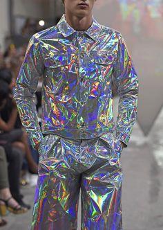 Fyodor Golan S/S 2015 Menswear London Fashion Week
