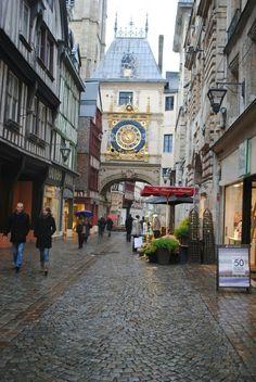 Rouen - França