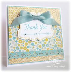 Stampin with Style: August Release Features Day 3