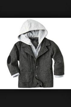 Saco de niño en lana
