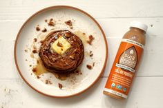 Seven Layer Dip Cornmeal Pancakes Recipes — Dishmaps