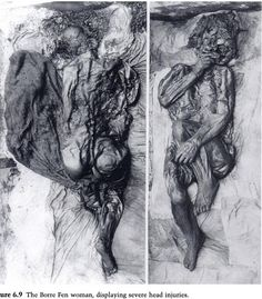 Unless you are fascinated by mummies, the beauty of their well-preserved bodies may be lost on you. But surely you can appreciate the shapely leg of a Ancient Egypt, Ancient History, Bog Body, Face Down, Iron Age, National Museum, Anthropology, Woman Face, Archaeology